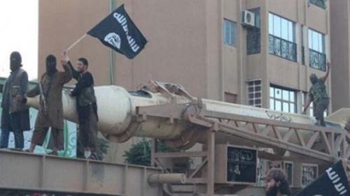 داعش 25 نفر را در شهر تاریخی پالمیرا در سوریه به قتل رسانده است
