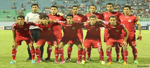 صعود هفت پله ای جایگاه جهانی فوتبال افغانستان
