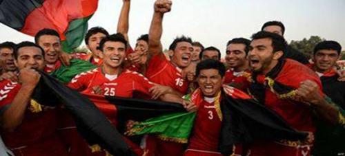 تیم فوتبال افغانستان قهرمان جنوب آسیا شد