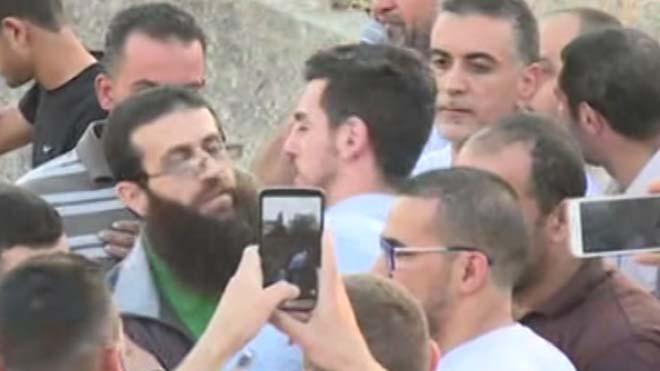 اسرائیل شیخ خضر عدنان از رهبران جنبش جهاد اسلامی فلسطین را آزاد کرد