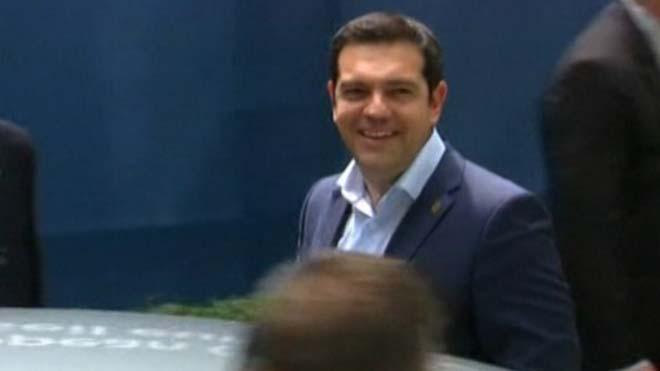 نخست وزیر یونان با پیشنهاد های جدید به اجلاس رهبران حوزه یورو می رود