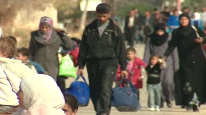 شمار پناهندگان سوری از مرز چهار میلیون نفر گذشت