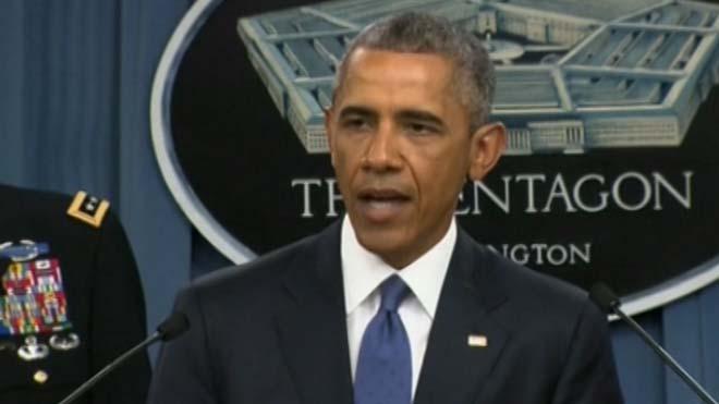 اوباما: عملیات ائتلاف جهانی بر ضد داعش تشدید می شود