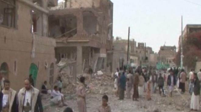"""پس از آغاز آتش بس در یمن از شهر """"تعز"""" گزارش درگیری منتشر شد"""