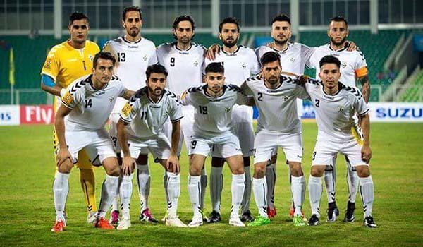 تیم ملی فوتبال افغانستان در رقابت های قهرمانی جنوب آسیا بوتان را شکست داد