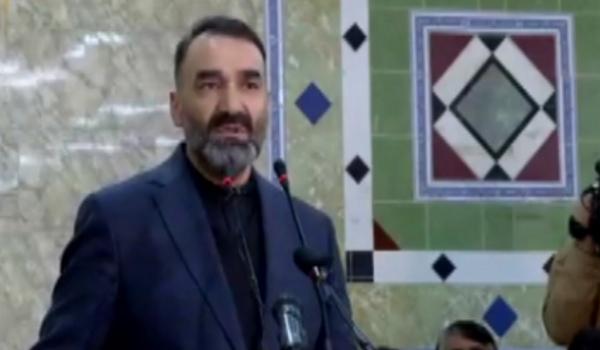 استاد عطا محمد نور: بیست و نهمین دلو روز پرافتخار برای کشور است