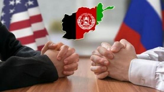 رقابت روسیه و امریکا در قضیۀ صلح افغانستان