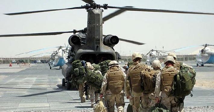 آیا پایان حضور نیروهای خارجی، پایان جنگ خواهد بود؟