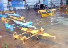 تحویل دهی هواپیماهای بی سرنشین به ارتش ایران