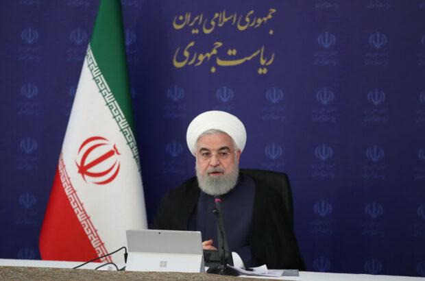 روحانی: لحن دولت جدید امریکا در خصوص برجام تغییر کرده است