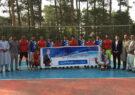 برگزاری رقابتهای والیبال در هرات