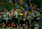 باشگاه فتبال اسپورتینگلیسبون قهرمان فاتح سوپر جام پرتغال شد