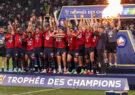 تیم فتبال لیل قهرمان سوپر جام فرانسه شد