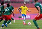 برازیل با پیروزی مقابل مکزیک راهی فینال رقابتهای مردان فتبال المپیک توکیو ۲۰۲۰ شد