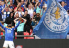 تیم فوتبال لستر سیتی با شکست یک برصفر منچستر سیتی قهرمان جام خیریه انگلیس شد
