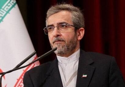 توافق ایران برای از سرگیری مذاکرات هستهای