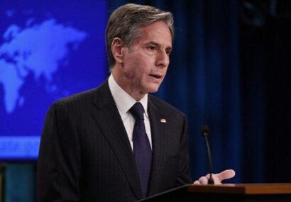 بلینکن: اشتباهات روند تخلیه از میدان هوایی کابل برسی شود