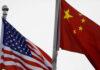 چین: امریکا در مورد تایوان از احتیاط کار بگیرد