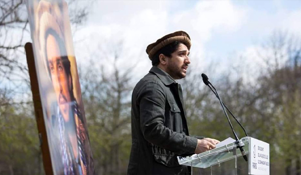 احمدمسعود: تا هنگام رسیدن به اهداف مشروع مردم افغانستان از مبارزه دست نمیکشم