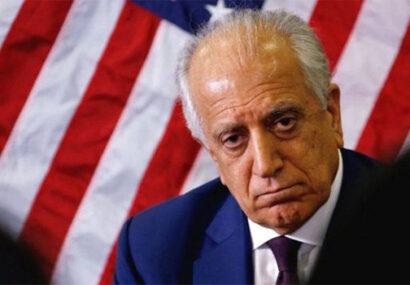 خلیلزاد: لجاجت غنی و خودخواهی نخبگان افغانستان سبب سقوط حکومت شد
