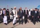 دیدار هیأت امارات اسلامی باهیأت حکومت اوزبیکستان