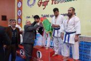 دست یافتن دو ورزشکار افغانستان به مدال برنز مسابقات جامفخر در ایران
