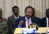 بازداشت نخستوزیر سودان