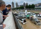 وقوع بارانهای شدید و رانش زمین در بیش از ۷۰ منطقه و شهرستان شمالی شاآنشی چین