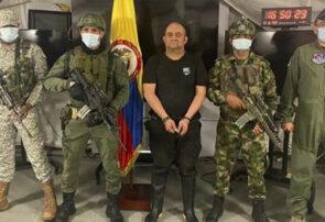 بازداشت بزرگترین صادر کنندهی کوکایین در سراسر جهان در کلمبیا
